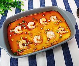 简单又好吃!鲜美嫩滑的虾仁蒸蛋羹!的做法