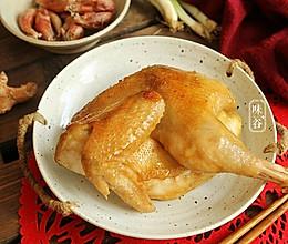 #硬核菜谱制作人#盐焗鸡的做法