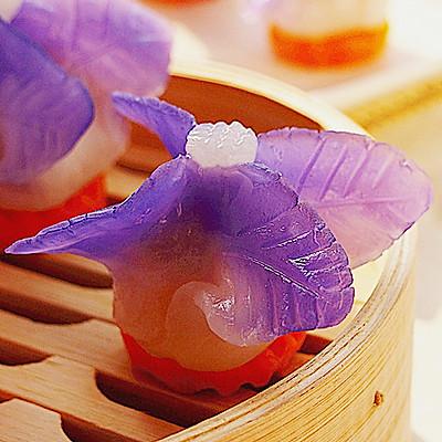 紫魅 【花式水晶胶】