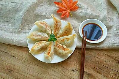 电饭锅做煎饺