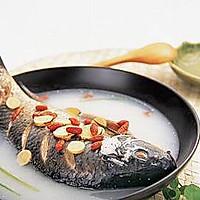鲤鱼茯苓汤