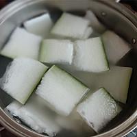 10元钱为家人打造消暑冷饮——冬瓜薏米茶的做法图解6