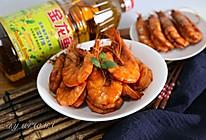 油焖大虾  #金龙鱼营养强化维生素A 新派菜籽油#的做法
