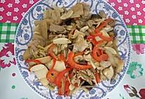 杏鲍菇蘑菇肉片的做法