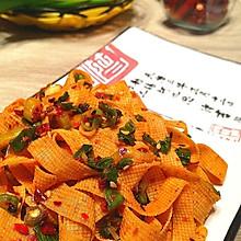 麻辣豆腐皮