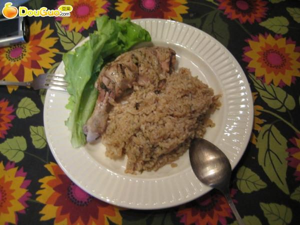 海外版海南鸡饭的做法
