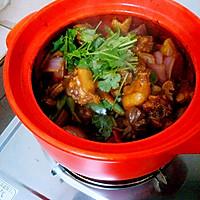 野味砂煲鸡煲的做法图解8