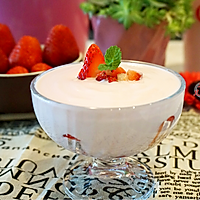 草莓酸奶#易极优DIY酸奶#的做法图解7