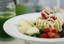 丛林土豆原味沙拉 给肠胃减负的做法