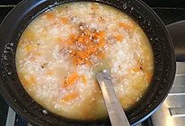 胡萝卜瘦肉粥-营养早餐粥的做法