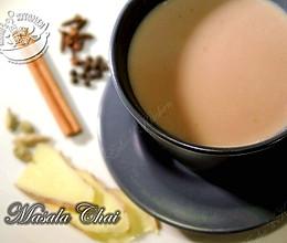 印巴美食(素)-- 香料奶茶 Masala Chai的做法