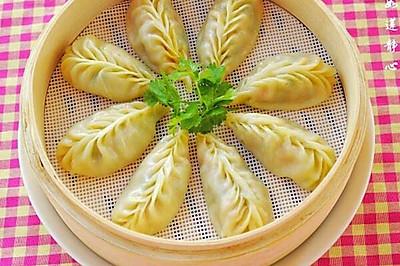 沙縣小吃蒸餃