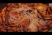 河虾粉丝煲的做法