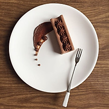 """#挚爱烘焙·你就是MOF#""""午后""""咖啡巧克力慕斯"""
