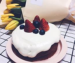 红丝绒雪崩蛋糕的做法