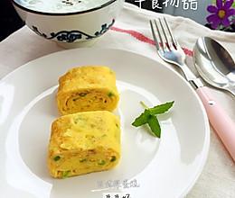 日式厚蛋烧的做法
