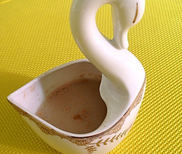 *宝宝辅食*营养早餐~大米米糊核桃露(8M以上无过敏宝宝)的做法