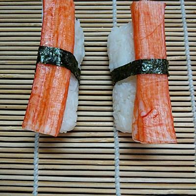 寿司的做法 步骤8