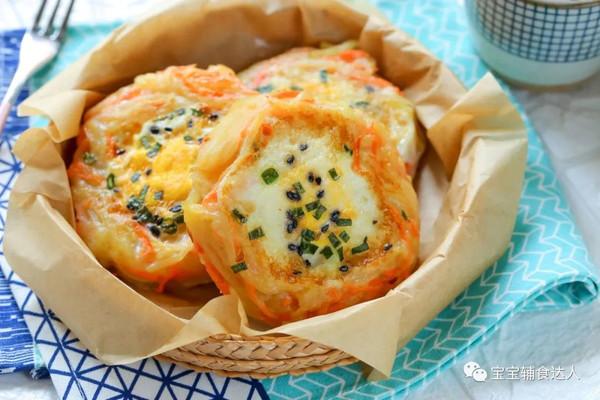 早餐鸡蛋饼【宝宝辅食】