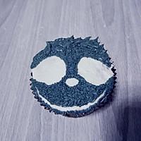 小浣熊立体彩绘杯蛋糕的做法图解14