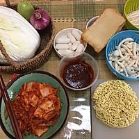 厨房小白做大餐/韩式泡菜火锅的做法图解1