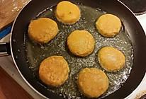 张阿姨私房菜【油炸南瓜饼】的做法
