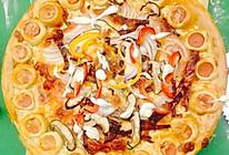 美味田园披萨的做法