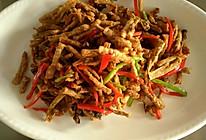 椒盐茶树菇的做法
