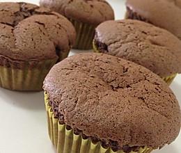 巧克力黄金戚风蛋糕_6寸蛋糕模的做法