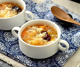 润燥银耳南瓜汤的做法