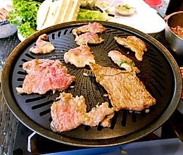 《孤独的美食家》蒜香烤牛肉的做法