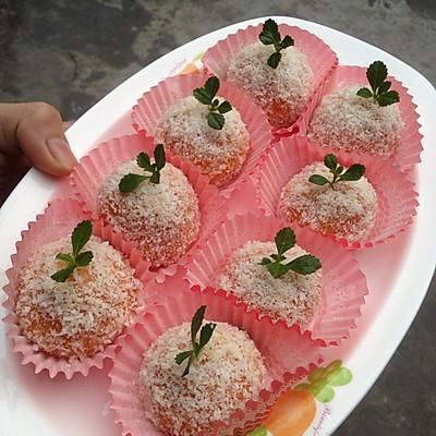 椰香红薯糯米糍