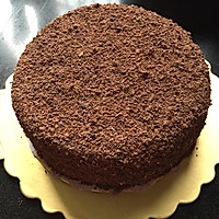 黑森林蛋糕的做法图解13