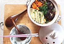 「低卡减肥餐」全素日式小火锅的做法