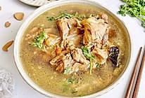 #2018年我学会的一道菜#四物炖鸡汤的做法