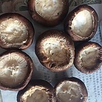 虾泥香菇的做法图解1