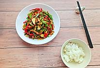 丰富餐桌味&健康少油家庭版~扁豆炒肉丝的做法