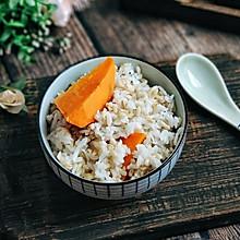#秋天怎么吃#红薯燕麦饭