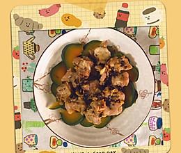 豆豉南瓜排骨的做法