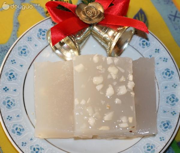冰清玉洁马蹄糕的做法