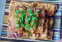 塌锅豆腐的做法