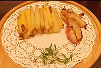 #夏日撩人滋味#果味薯条的做法