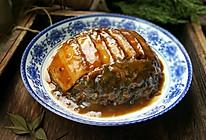 梅干菜扣肉#硬核菜谱制作人#的做法