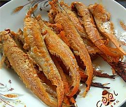 香香脆脆凤尾鱼的做法