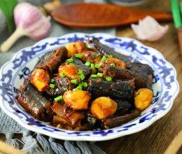 鲜香入味又营养的红烧鳝鱼的做法