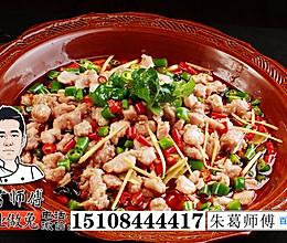 兔肉美食:朱葛师傅辣爽鲜锅兔【图文】的做法