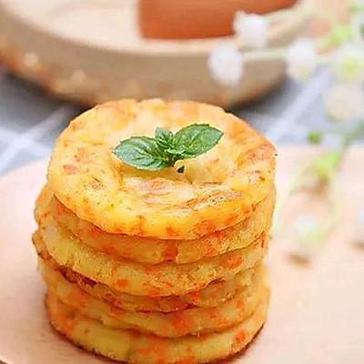 鳕鱼土豆饼