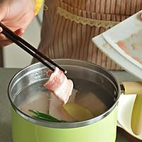 一食半刻 |蒜泥白肉的做法图解3