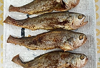 烤黄鱼的做法