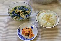 十分钟早餐之韩国海带汤(2人份)的做法